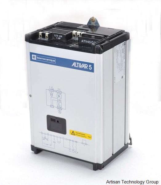 Schneider Electric / Telemecanique ATV45075N Altivar 5 0.75kW Inverter Drive