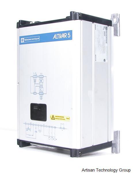Schneider Electric / Telemecanique ATV45U22N Altivar 5 2.2kW Variable Speed Controller