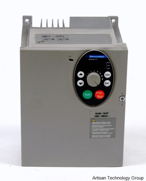 Schneider Electric / Telemecanique ATV31HU40N4A AC Drive