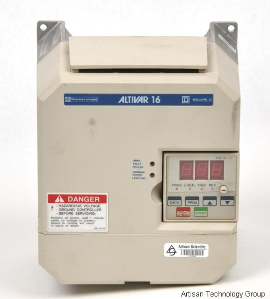 Schneider Electric / Telemecanique ATV16U18N4 Altivar 16 Speed Controller for Asynchronous Motors