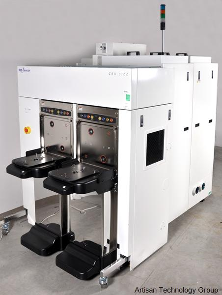KLA Tencor CRS-3000 and CRS-3100 Optical Review System