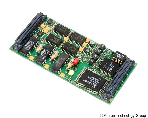 Tews Technologies TIP551 4-Channel, Isolated, 16-Bit D/A Conversion IndustryPack Modules