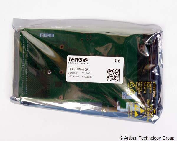 Tews Technologies TPCE260-10R PCI Express PMC Carrier