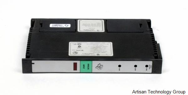 Siemens / Texas Instruments TI525 / TI535 Programmable Logic Controller Modules