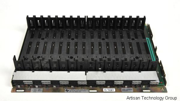 Siemens / Texas Instruments 500-5848 14-Slot Rack Module