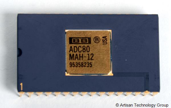 Texas Instruments / Power Convertibles ADC80 Analog-to-Digital Converter