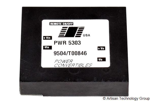 Texas Instruments / Power Convertibles PWR 5303 DC/DC Converter