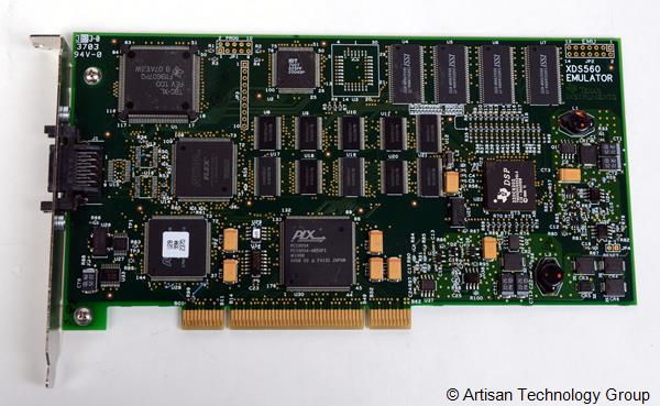 Texas Instruments / Burr-Brown XDS560 PCI JTAG Emulator