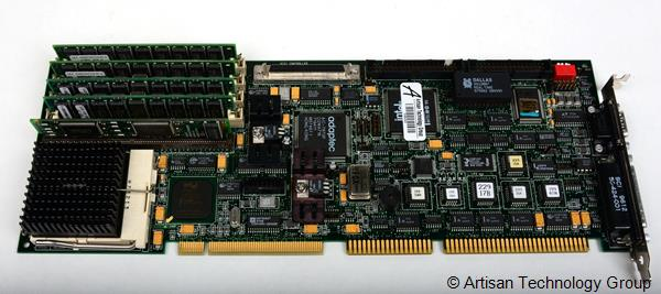 RadiSys / Texas Micro Pentium P5000HX Series Single Board Computers for PCI/ISA or ISA Passive Backplane Systems