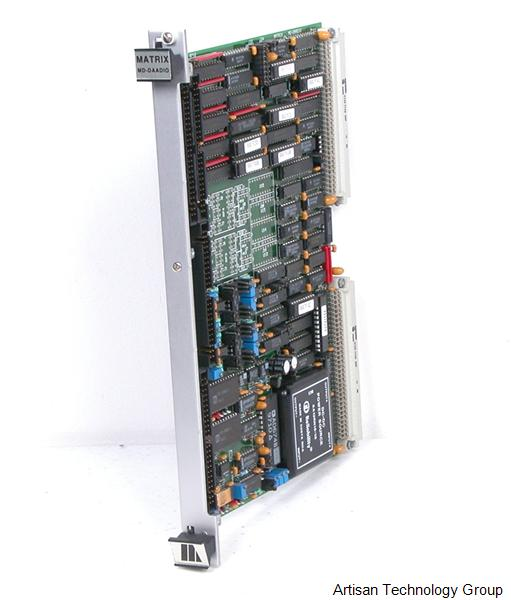 Kontron / Thales / Matrix MD-DAADIO4NFP Combination Board