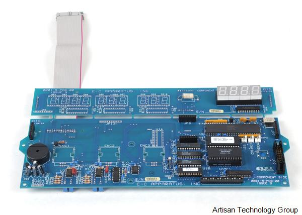Thermo / E-C Apparatus 3000P High-Voltage Power Supply Front Panel Replacement Board