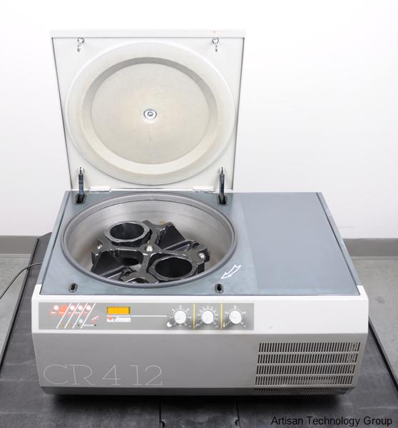 Thermo / Jouan CR4-12 Refrigerated Centrifuge