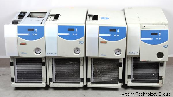 Thermo / Neslab Merlin M33 / M-33 Recirculating Chiller Parts (Lot of 4 Units)
