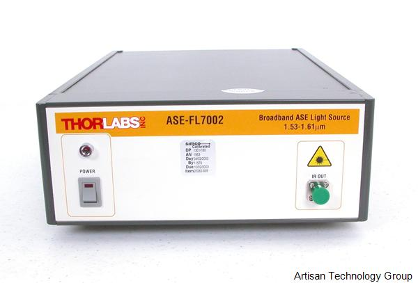 ThorLabs ASE-FL7002 High-Stability Broadband Multichannel ASE Source