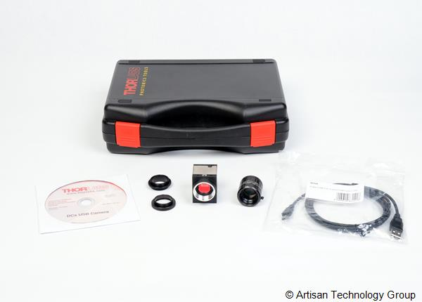 ThorLabs DCU224C High-Resolution USB CCD Camera with Accessories
