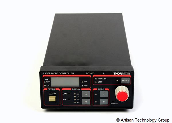 ThorLabs LDC2000 Laser Diode Controller