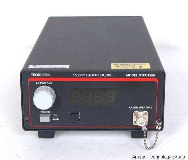 ThorLabs S1FC1550 Fabry-Perot Laser Source