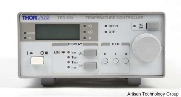 ThorLabs TED200 Thermoelectric Temperature Controller