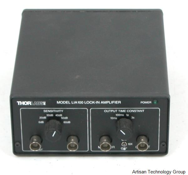ThorLabs LIA-100 Lock-In Amplifier