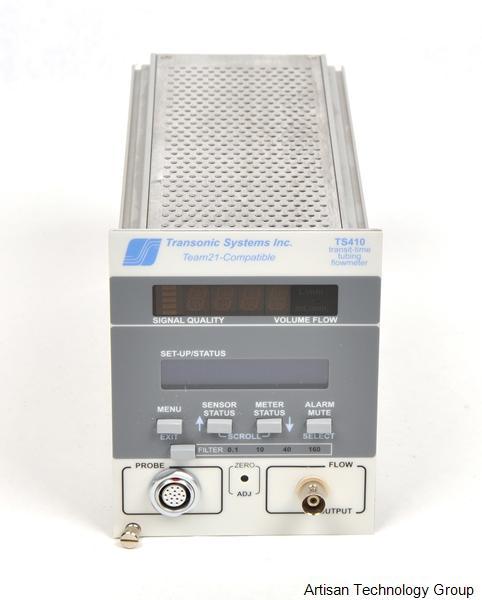 Transonic Systems Inc. TS410 Flowmeter Module