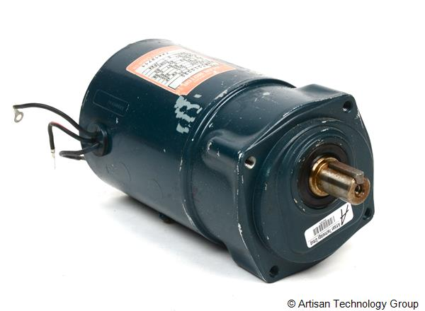 Tsubaki GMT / GMS Series Small Gear Motors