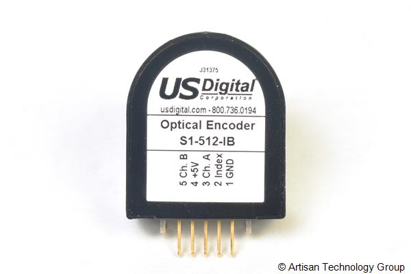 US Digital S1 Series Optical Shaft Encoders