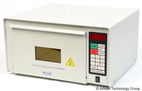 Cl 1000 uv crosslinker manually