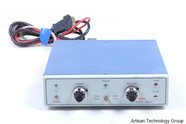 Uthe 228-1 Negative Electric Flame-Off Torch Controller