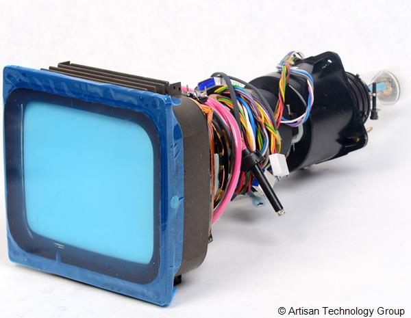 VDC Display Systems 03-007062-11P CRT 8 Blue with Magnetics