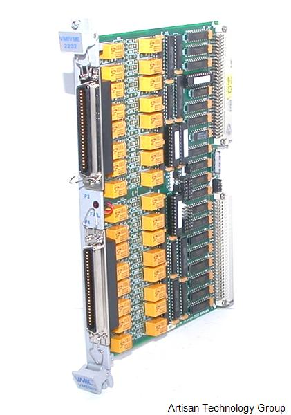 Abaco Systems / VMIC VMIVME-2232-100 32-Channel Relay Output Board with Built-in-Test (BIT)