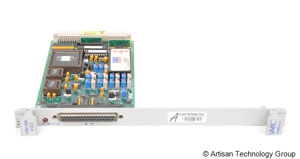 GE Fanuc / VMIC VMIVME-4122 8-Channel 12-Bit Analog Voltage Output Board with Built-In Test