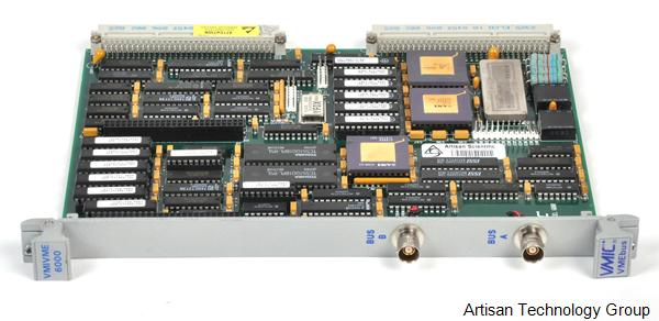 Abaco Systems / VMIC VMIVME-6000-000 MIL-STD-1553 Communications Controller Interface Board