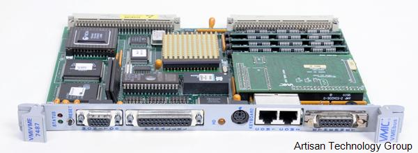 Abaco Systems / VMIC VMIVME-7487-725 Single Board Computer / Dual-Port Memory Board