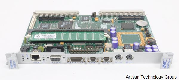 Abaco Systems / VMIC VMIVME-7589A Single-Slot Pentium Processor-Based VMEbus CPU - No Processor