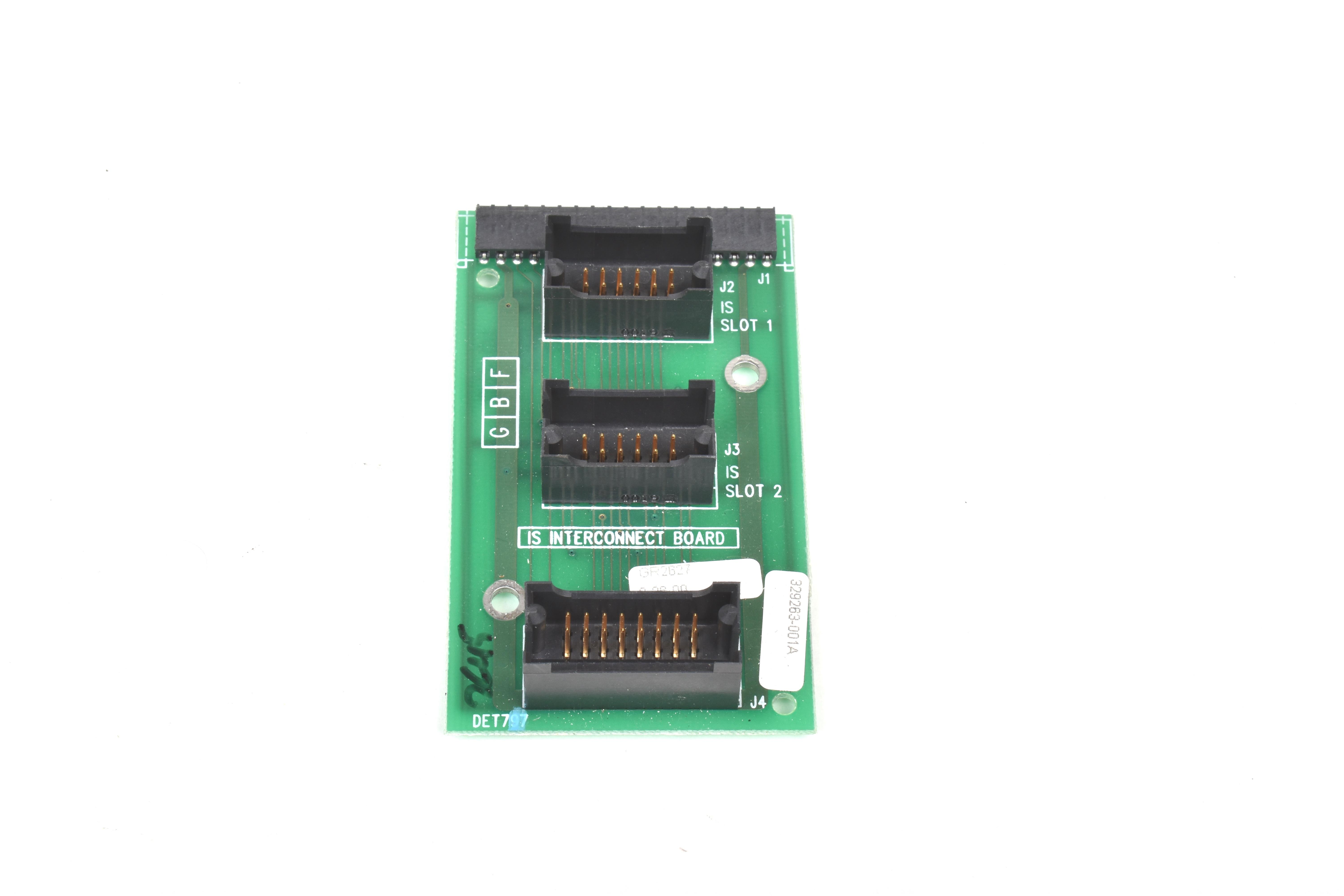 Veeder-Root 329263-001A IS Interconnect Board