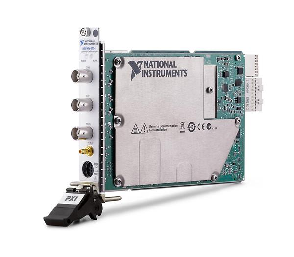 National Instruments PXIe-5114 250 MS/s, 8-Bit Oscilloscope/Digitizer
