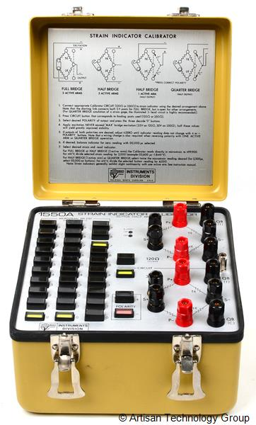 Vishay Measurements 1550A Strain Indicator Calibrator