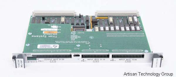 L-3 / Titan / VisiCom Antares MIL-1397 VMEbus Interface Board (Parallel Mezzanine Board)