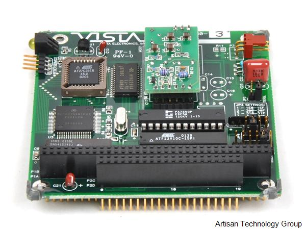 Vista Electronics LM104-P50 LonWorks To PC/104 Bus Network Interface Module