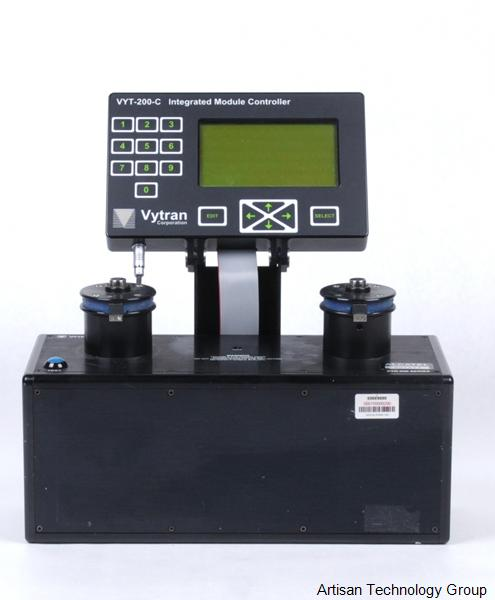 Vytran PTR-200-RPT Rotary Proof Tester / Tension Tester