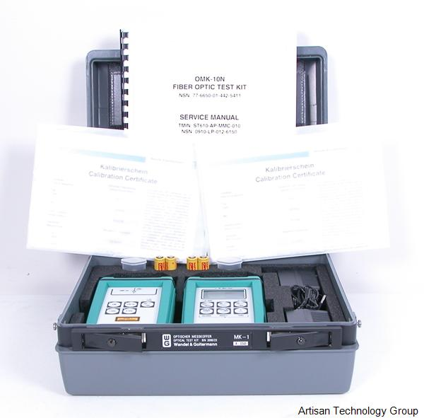 Wandel & Goltermann 2090/23 Optical Test Kit