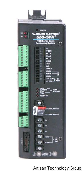 Warner Electric SLO-SYN TDC330/08 Servo Positioning System