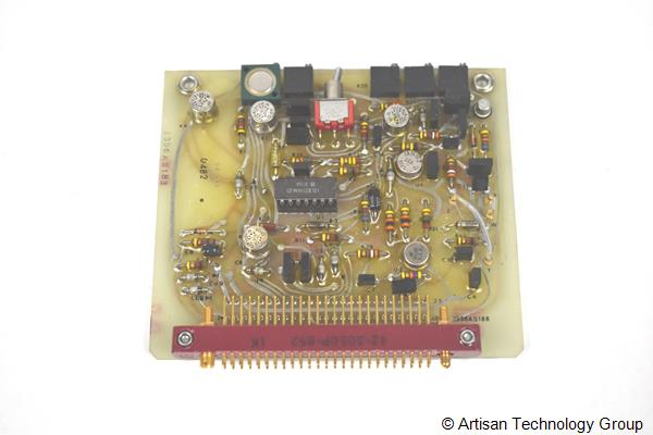 Watkins-Johnson 1356AS188 Control Board