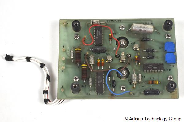Watkins-Johnson 2582C35 Power Control Board