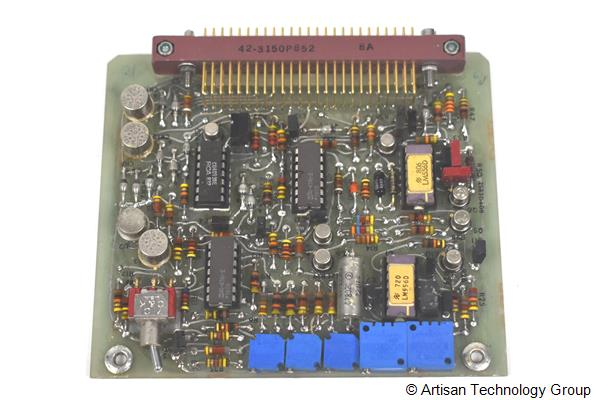 Watkins-Johnson 2582D408 Control Board