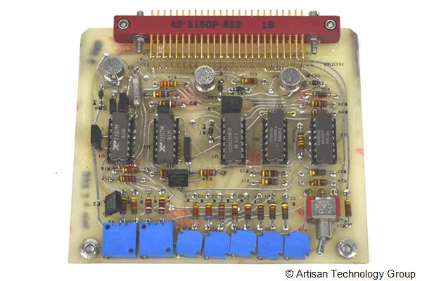 Watkins-Johnson 2852D60 Data Board