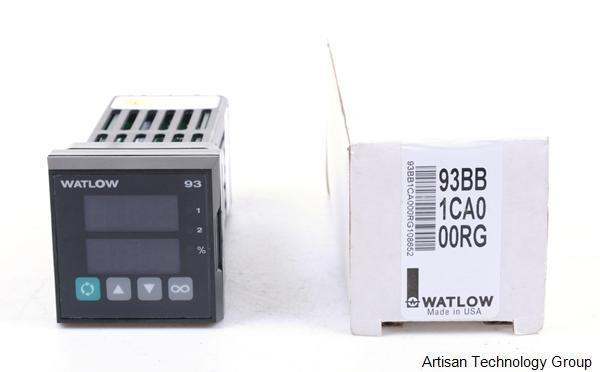 Watlow 93BB-1CA0-00RG Temperature Controller