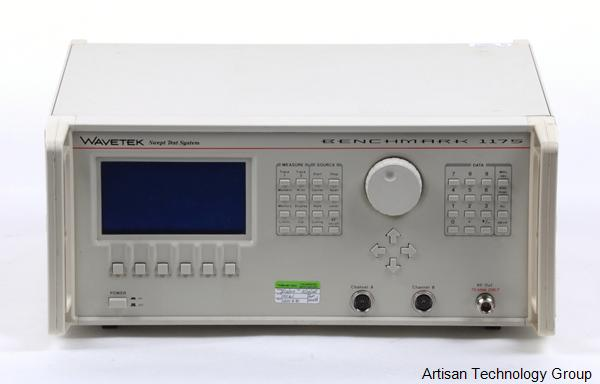 VIAVI Solutions / JDSU / Wavetek Benchmark 1175 RF Scalar Analyzer Main Unit