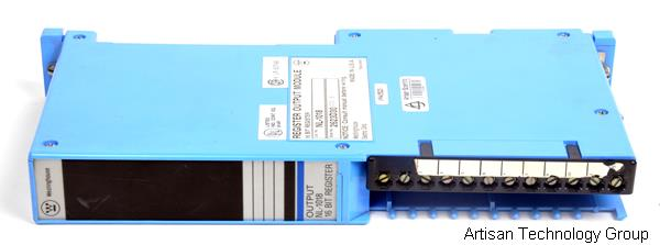 Westinghouse Electric NL-1018 Register Output Module