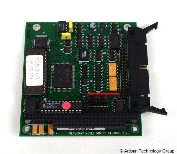 WinSystems PCM-518 Intelligent PC/104 Sensor Interface Module